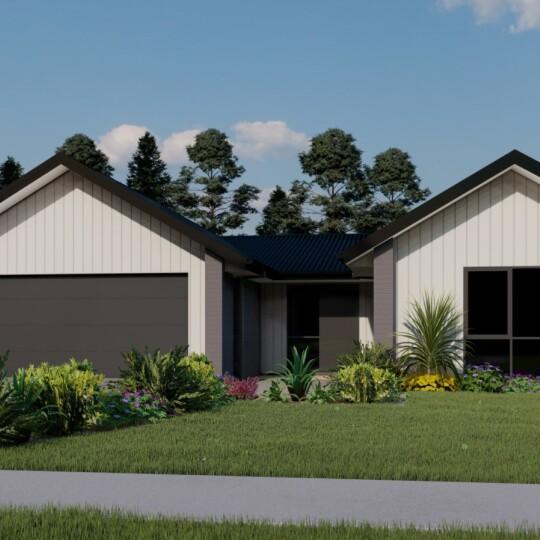 Generation Homes Plan Arapuni