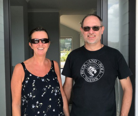 Generation Homes Auckland North client reference - Nicki and Paul Tatton
