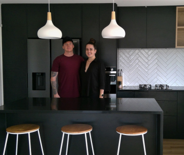 Generation Homes Auckland North client reference - Shannon and Sam