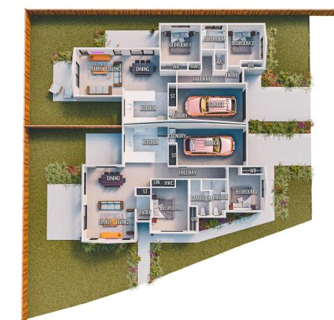 Generation Homes Package Lot 66B Copper Ridge, Halswell