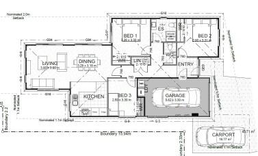 Generation Homes Package Lot 21 Devon Green, Rolleston
