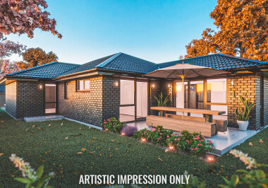 Generation Homes Christchurch House and Land Packages - Halswell - House & Land Package