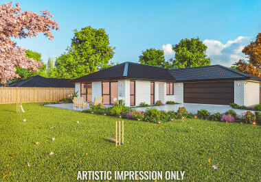 Generation Homes Christchurch House and Land Packages - Lot 490 Rosemerryn, Lincoln