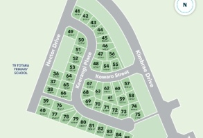 Generation Homes Subdivision Kimbrae Drive Stage 2