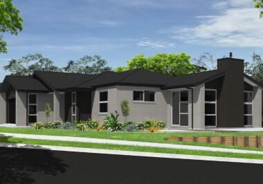 Generation Homes House Plans - Three Creeks Estate Show Home