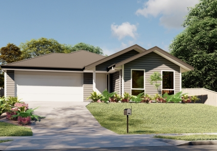Generation Homes Auckland North House and Land Packages - Milldale -  LOT 142 Upgrade Bliss