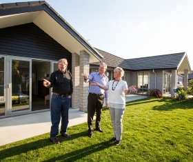 Generation Homes Waikato client reference - Trust earned by three builds within three years