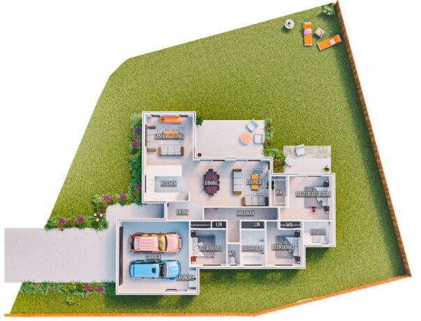 Generation Homes Package Lot 489 Rosemerryn, Lincoln