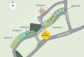 Generation Homes Subdivision Woodlands Rise