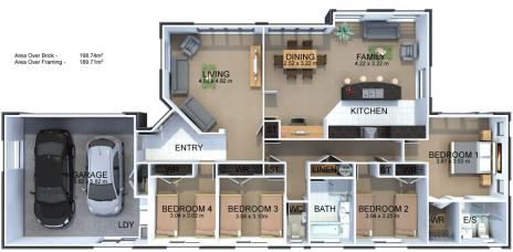 Generation Homes Package Lot 46 - The Landing@Marsden
