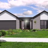 Generation Homes Plan Karapiro