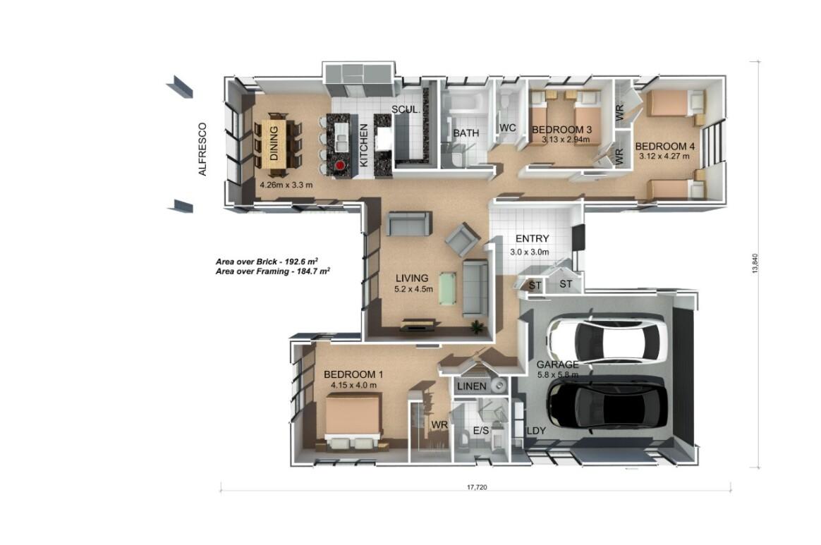 Generation Homes Plan Karapiro