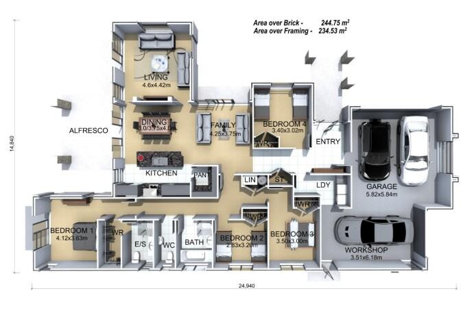 Generation Homes Plan Tauriko