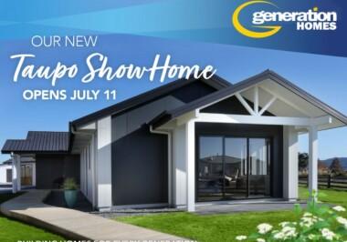 Generation Homes House Plans - Nga Roto Estate Show Home