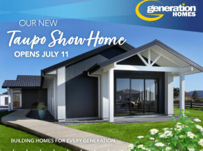 Generation Homes Plan Opening this weekend