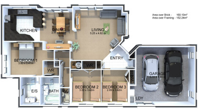 Generation Homes Package Lot 27 - The Landing@Marsden