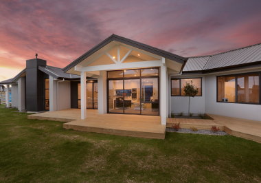 Generation Homes House Plans - Nga Roto Estate Show Home