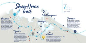 Follow our Bay of Plenty Show Home Trail