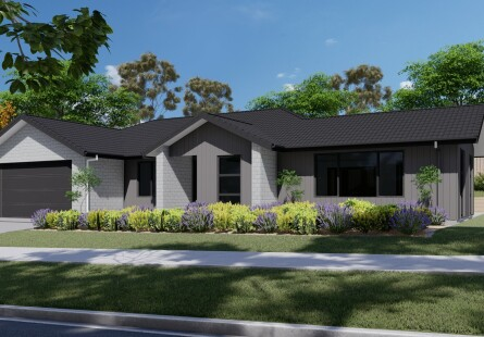 Generation Homes Auckland North House and Land Packages - Milldale - Four Bedroom Family Home