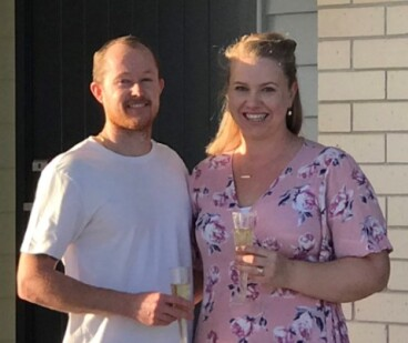Generation Homes Auckland North client reference - Tash and Chris