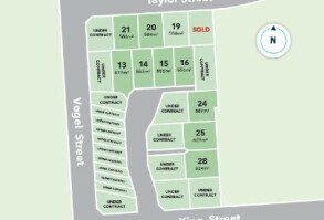 Generation Homes Subdivision Monte Rosa