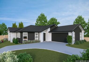 Generation Homes Auckland North House Only Packages - Ticks the Box for Ourdoor Flow.  From