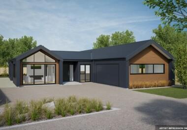 Generation Homes Auckland North House Only Packages - Sun Soaked Country Living     From