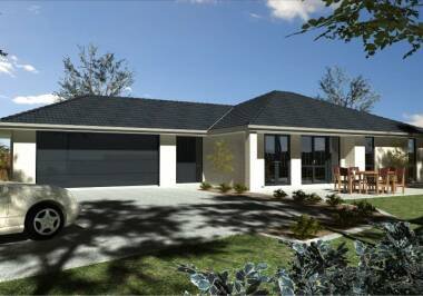 Generation Homes Northland House and Land Packages - Low Maintenance Home on Lot 66 Parklands Estate