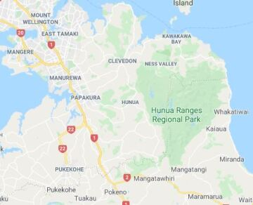 About the Region - Auckland South