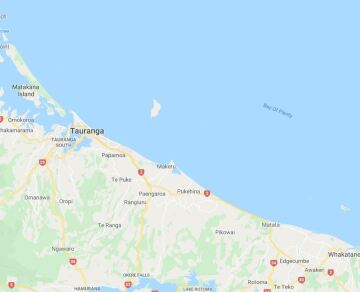 About the Region - Tauranga & the Wider Bay of Plenty