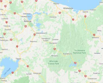 About the Region - Taupo, Rotorua, Kawerau