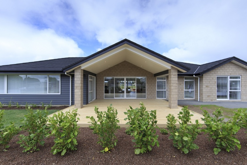 Riverhead show home north auckland for Generation homes