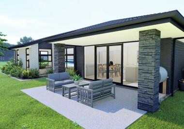 Generation Homes House Plans - Parklands Estate Show Home