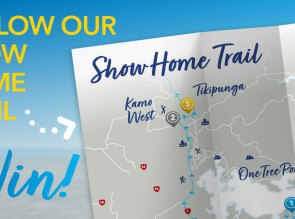 Generation Homes Plan Follow our Northland Show Home Trail