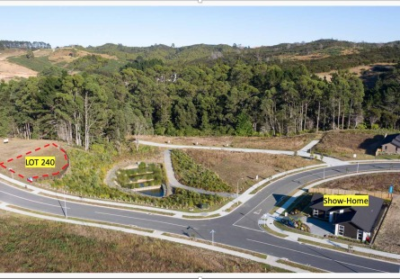 Generation Homes Auckland North House and Land Packages - THE BEST SECTION