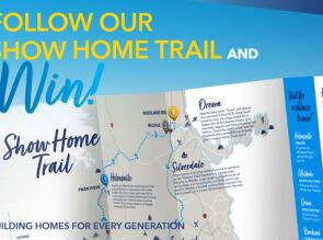 Generation Homes Plan Visit Riverhead, Follow the Trail and WIN!