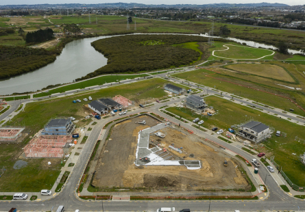 Generation Homes Auckland South House and Land Packages - Final 3 bedroom! Auranga - lot9