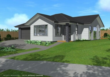 Generation Homes Waikato House Only Packages - Urumaraki House Only