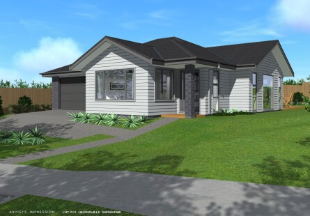 Generation Homes Waikato House and Land Packages - SOLD! Secure that school zone! Lot 13 Kimbrae Stage 3