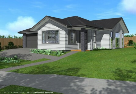 Generation Homes Waikato House and Land Packages - Lot 13 Rototuna Village Stage 3