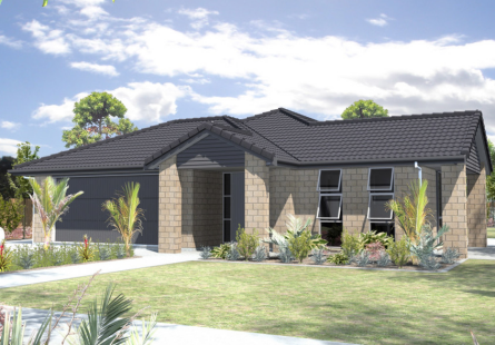 Generation Homes Christchurch House and Land Packages - Modern living on lot 35 Bellfield, Southbridge