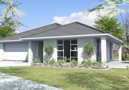 Generation Homes Christchurch House and Land Packages - Stunning living on lot 36 Bellfield, Southbridge