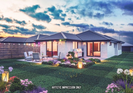 Generation Homes Christchurch House and Land Packages - Beautiful living on lot 37 Bellfield, Southbridge
