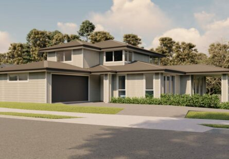 Generation Homes Auckland North House and Land Packages - Lot 249 Woodlands Rise, Auckland