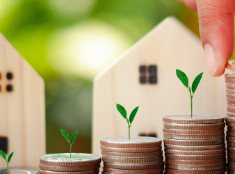 Generation Homes Plan Home and income housing. A solution for families and investors