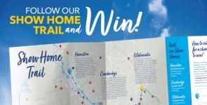 Follow our Waikato Show Home Trail