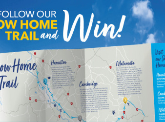 Generation Homes Plan Follow our Waikato Show Home Trail