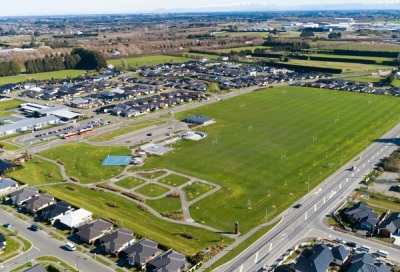 Generation Homes Subdivision The Fields