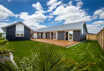 Generation Homes House Plans - Hamilton Show Home