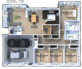 Generation Homes Package Lot 5 - Edgeview - Stage 5 Dixon Road